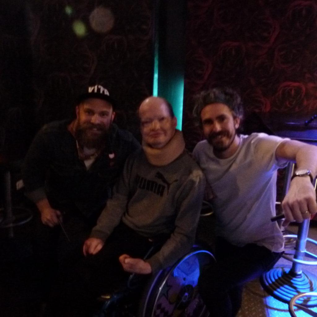 Rolliman & The Landreth Bros.